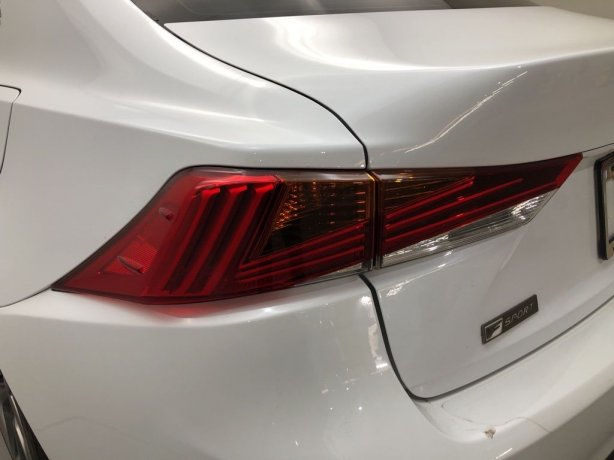 used 2018 Lexus IS for sale