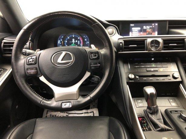 2018 Lexus IS for sale near me