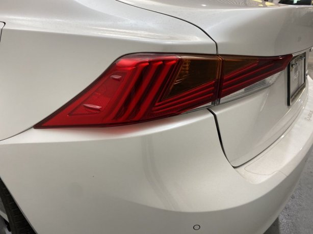 used 2017 Lexus IS for sale