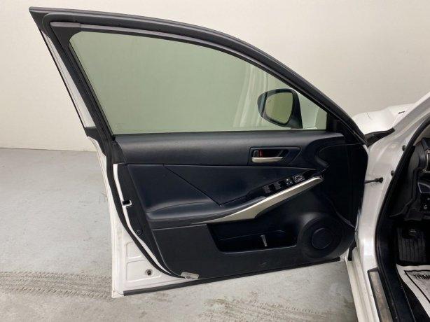 used 2017 Lexus IS