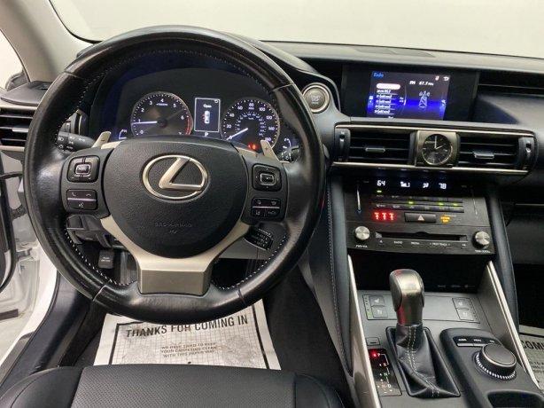 2017 Lexus IS for sale near me