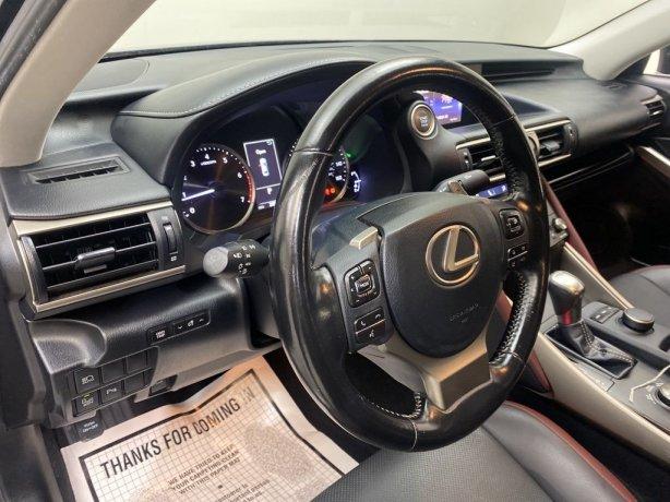 2018 Lexus IS for sale Houston TX