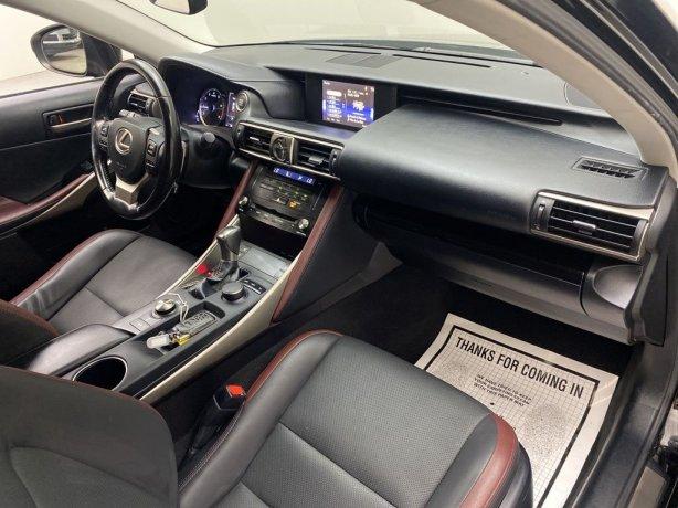 cheap Lexus IS near me