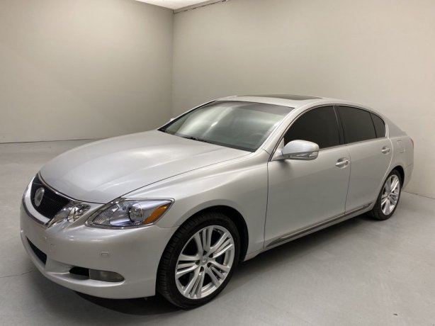 Used 2009 Lexus GS for sale in Houston TX.  We Finance!