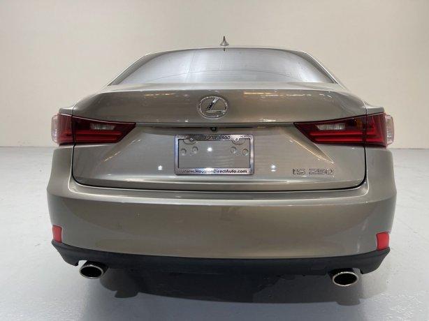 2015 Lexus IS for sale