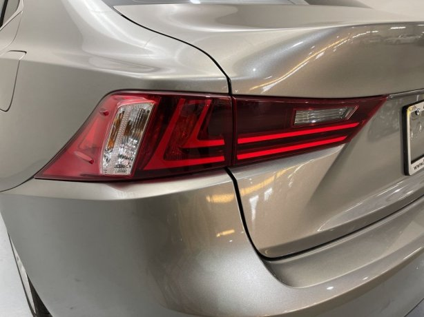 used 2015 Lexus IS for sale