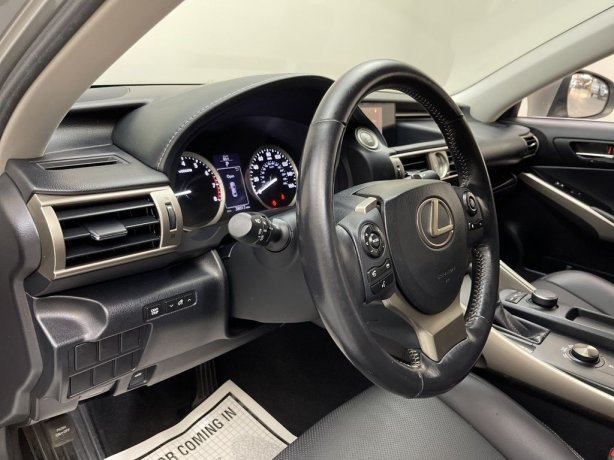 used 2015 Lexus IS for sale Houston TX