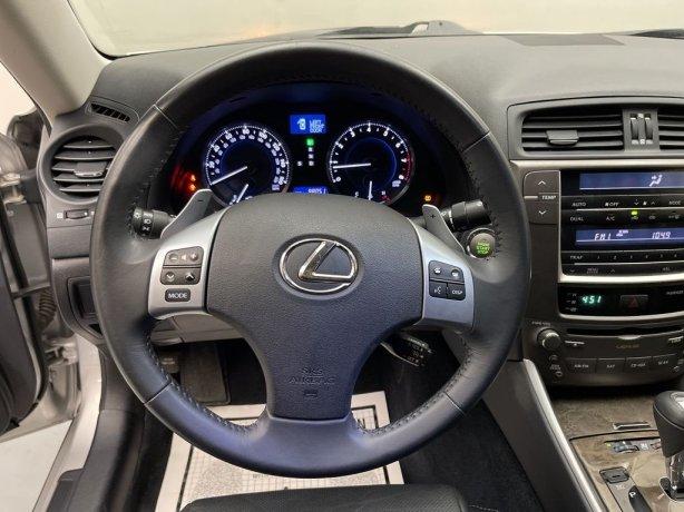 2011 Lexus IS for sale near me