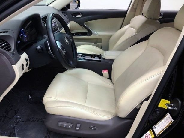 used 2013 Lexus IS for sale Houston TX