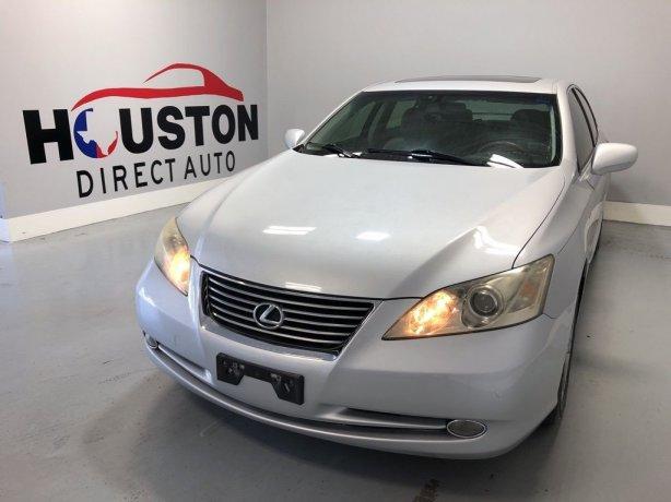 Used 2009 Lexus ES for sale in Houston TX.  We Finance!