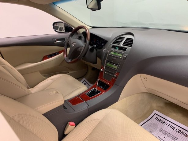 used Lexus for sale Houston TX
