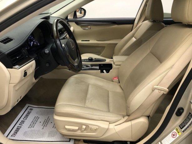 used 2013 Lexus ES for sale Houston TX
