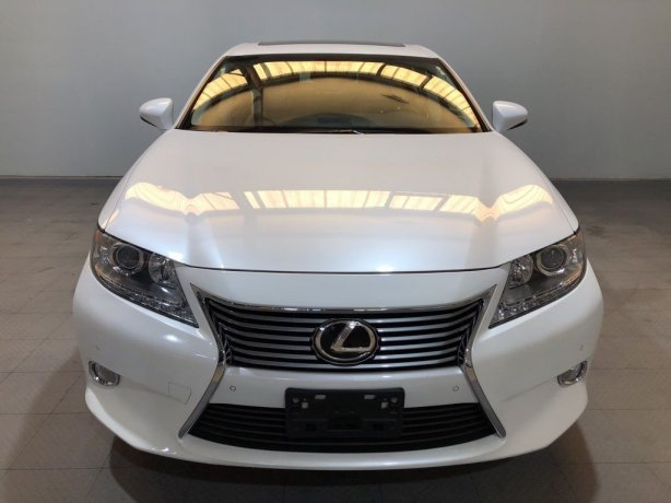 Used Lexus ES for sale in Houston TX.  We Finance!
