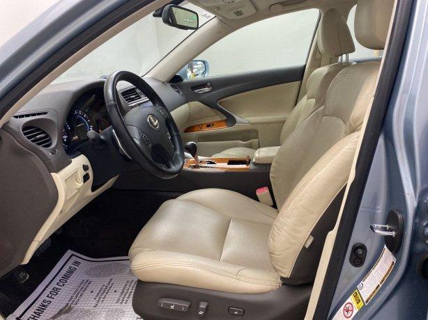 used 2009 Lexus IS for sale Houston TX