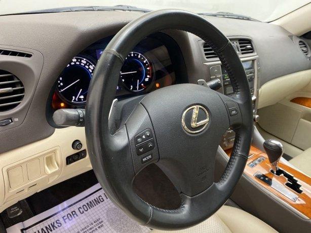 2009 Lexus IS for sale Houston TX