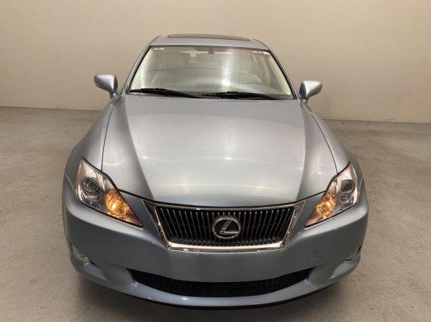 Used Lexus IS for sale in Houston TX.  We Finance!