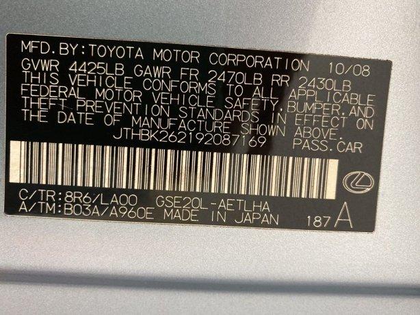 Lexus IS 2009 for sale