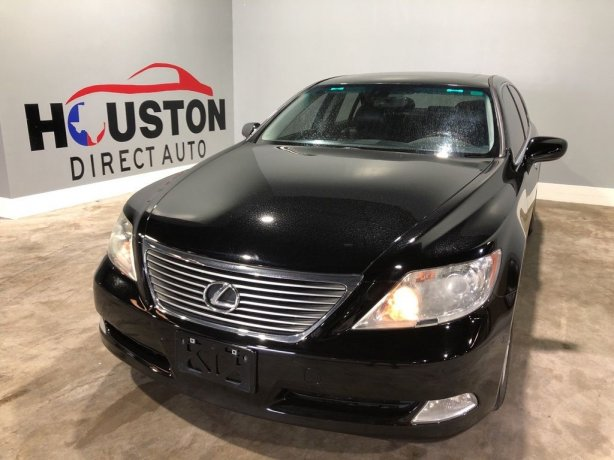 Used 2008 Lexus LS for sale in Houston TX.  We Finance!