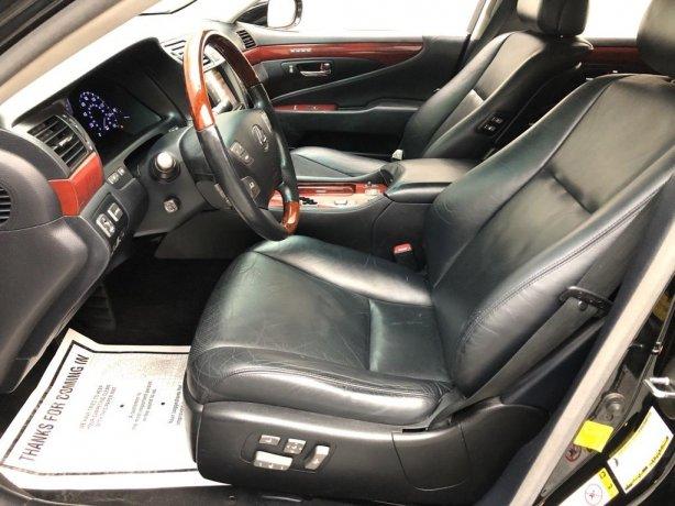 used 2012 Lexus LS for sale Houston TX