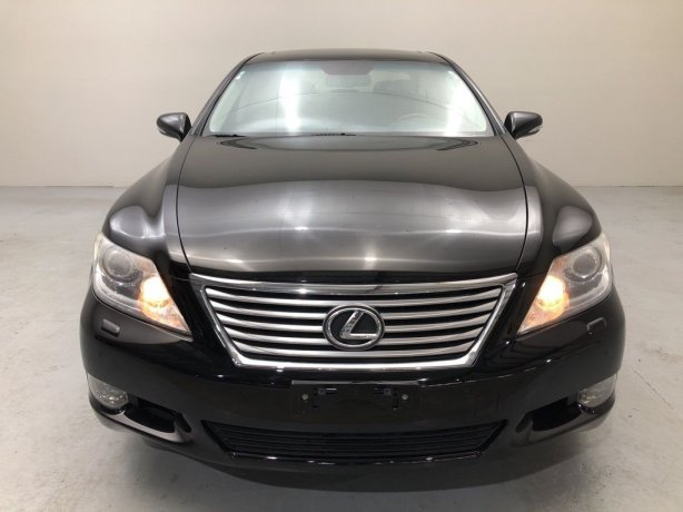 Used Lexus LS for sale in Houston TX.  We Finance!