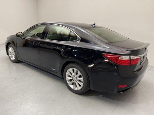 used Lexus ES