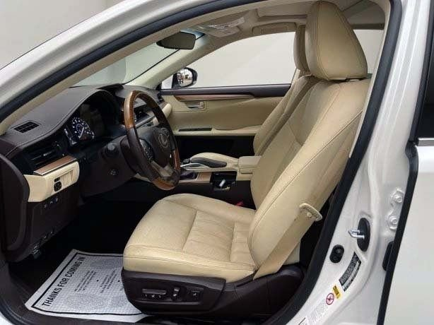used 2016 Lexus ES for sale Houston TX