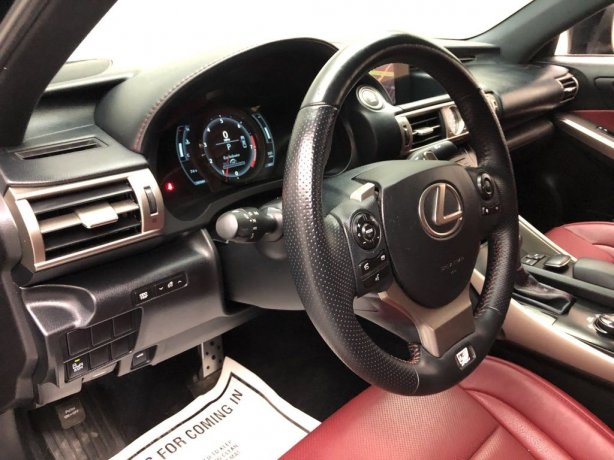 2014 Lexus IS for sale Houston TX