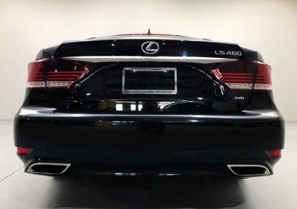 2017 Lexus LS for sale