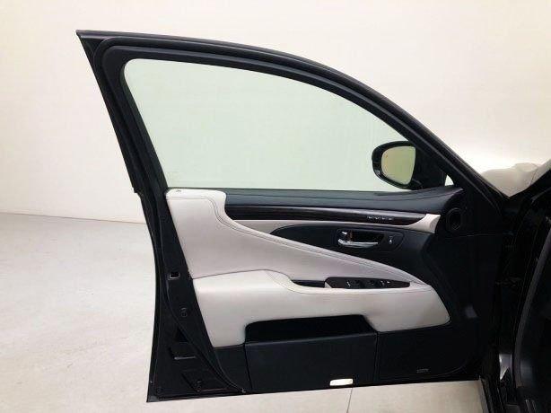 used 2017 Lexus LS