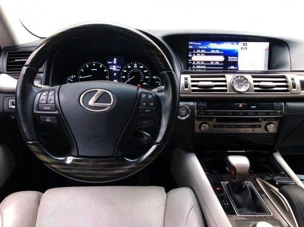 2017 Lexus LS for sale near me