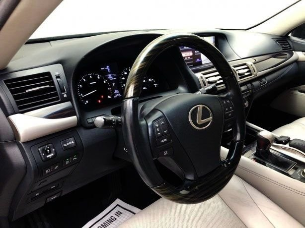 2017 Lexus LS for sale Houston TX
