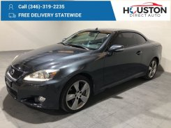 2011 Lexus IS 350 C