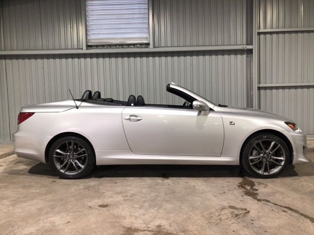 used 2013 Lexus IS for sale