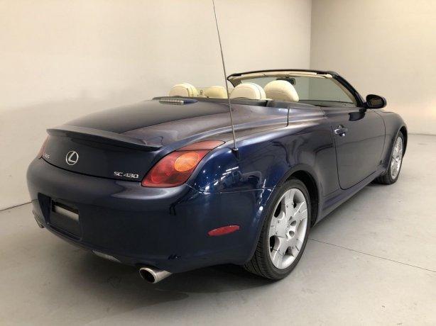 Lexus SC for sale near me