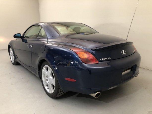 used Lexus SC for sale near me