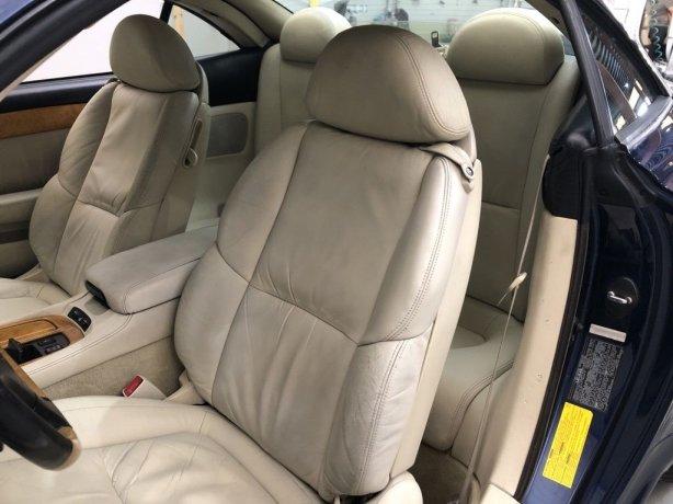 2002 Lexus SC for sale Houston TX