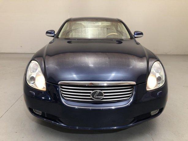 Used Lexus SC for sale in Houston TX.  We Finance!