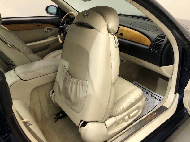cheap Lexus SC for sale Houston TX
