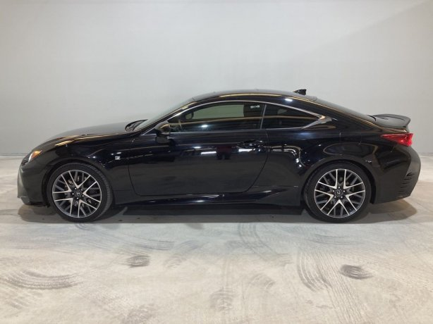 Used Lexus RC for sale in Houston TX.  We Finance!