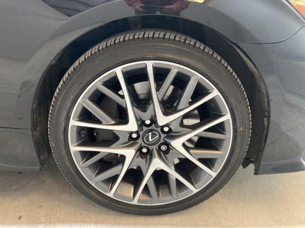 used Lexus RC for sale Houston TX