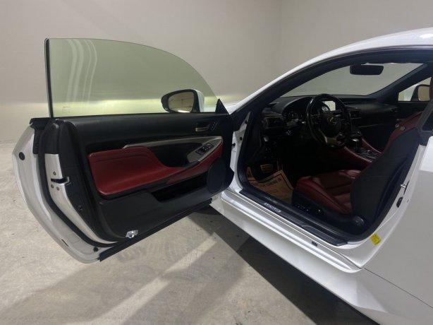 used 2017 Lexus RC