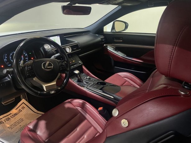 used 2017 Lexus RC for sale near me
