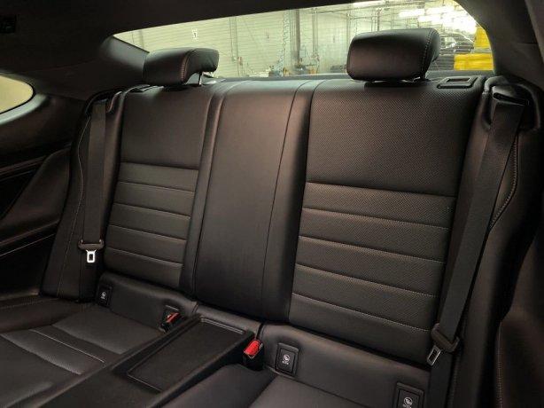 2015 Lexus RC for sale Houston TX