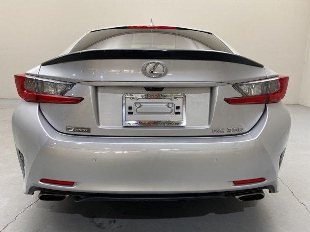 2015 Lexus RC for sale