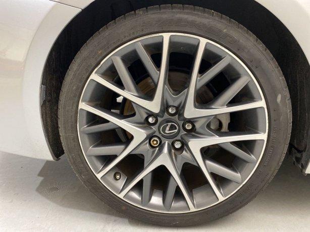 Lexus RC cheap for sale