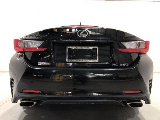 2018 Lexus RC for sale