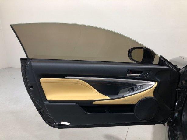 used 2018 Lexus RC