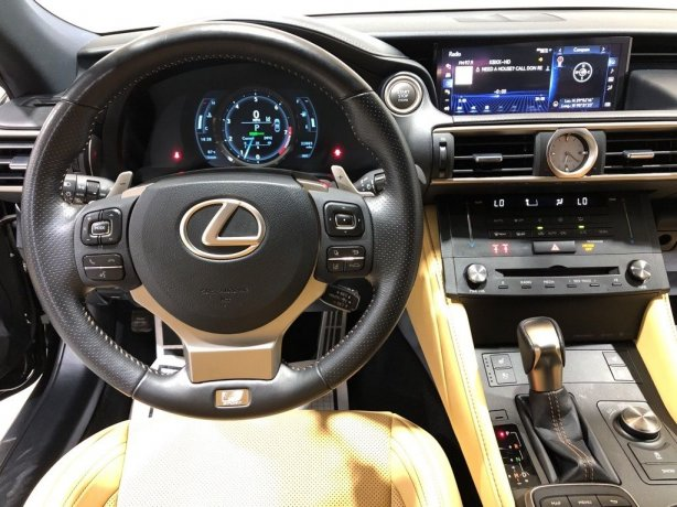 used 2018 Lexus RC for sale near me