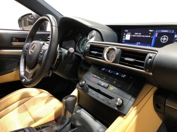 cheap Lexus RC for sale Houston TX
