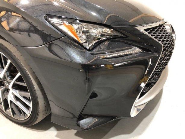 Lexus RC for sale